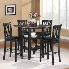 woodhaven hill norman 5 piece counter height dining set walmart com