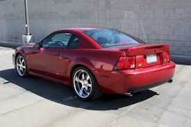 2004 mustang svt redfire 2004 ford mustang svt cobra coupe mustangattitude