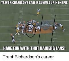 Trent Richardson Meme - trent richardson s careersummedupin one pic onfl memes have fun with