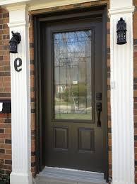 Modern Exterior Front Doors Home Design 87 Amusing Wooden Front Doors With Glasss
