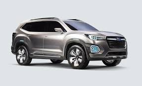 subaru suv concept the 2018 subaru ascent is a car worth waiting for feature car