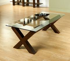 Wood Glass Coffee Table Wooden And Glass Coffee Table Wooden Coffee Table Espresso