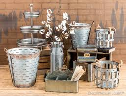 Galvanized Decor 28 Galvanized Home Decor Where To Find The Best Galvanized