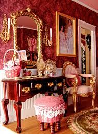 victorian dollhouses victorian dollhouse bedroom and bathroom 1