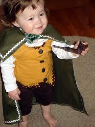 Ring Halloween Costume Baby Hobbit Sisters Nerdy Dress
