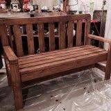 How To Make A Wooden Patio Best 25 2x4 Bench Ideas On Pinterest Diy Wood Bench Bench And