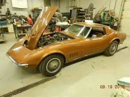 1968 chevrolet corvette for sale 1968 chevrolet corvette for sale on classiccars com 71 available