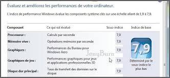 performance du bureau pour windows aero windows 8 1 comment afficher l indice de performance jenyburn