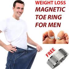 toe rings men images Buy mens japanese magnetic weight loss toe ring free finger ring jpg