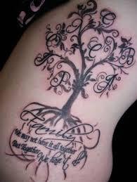 family tree tree family trees