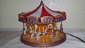 mr gold label world s fair carousel