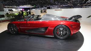koenigsegg doors koenigsegg puts its horsepower on display in geneva