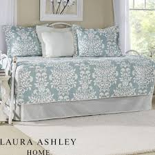 Best 10 Blue Comforter Sets by Rowland 5 Pc Blue Daybed Bedding Set By Laura Ashley Beddings