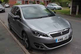 a peugeot a week with the peugeot 308 gt line what the redhead said