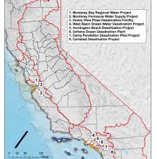 Map Of Camp Pendleton Savior Or Albatross Proposed Desalination Plant Could Decrease