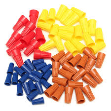 lowest price 70pcs electrical wire twist nut connector terminals
