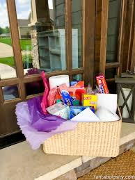 gift basket ideas sympathy gift basket idea fantabulosity