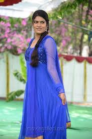 bhavana telugu actress wallpapers picture 713437 telugu tv serial artist bhavana photos in blue