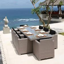 Skyline Pacific Rectangular Dining Table Houseology - Skyline outdoor furniture