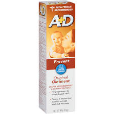 a d prevent diaper rash ointment original 4 0 oz walmart com