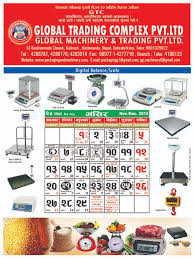 trally global trading complex pvt ltd product