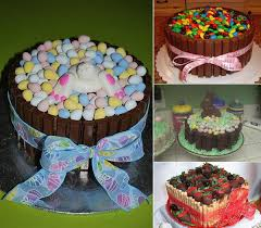 Decorate Easter Bunny Cake by Easy Barrel Cake â U20ac U201c Easter Idea Live Healthy With Patty