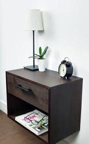 cool wall mounted nightstand home decoration ideas wall mounted