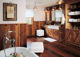 Rustic Bathroom Wall Cabinets - rustic bathroom ideas present elegant bathroom designoursign