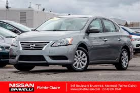 Used 2013 Nissan Sentra S For Sale In Montreal P7278 Spinelli