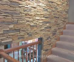 Interior Stone Walls Home Depot by Diy Stone Wall