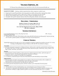 nursing resume exles nursing resume sles new grad exles graduate recent template