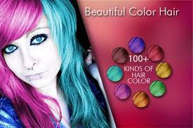 see yourself in different hair color change hair and eye color android apps on google play