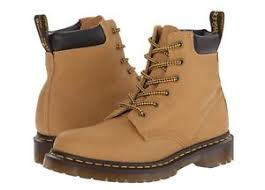 light brown boots womens dr martens 939 6 eye hiking leather boots light brown womens sz 11