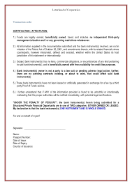 Certification Letter Of Ownership Sle Sle Letter Certification No Pending 28 Images Peer Support