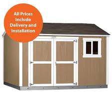 Home Depot Storage Sheds 8x10 by Garden Sheds 8 X 12 Interior Design