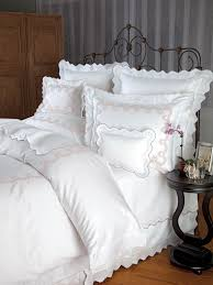 Big White Bed Pillows Empire Down Pillows Luxury Pillows Luxury Bedding Italian