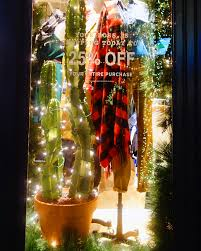 Anthropologie Christmas Window Decorations by Window Wonderland Holiday Window Displays 2015