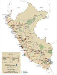Pennsylvania Attractions Map by Maps Update 510502 Peru Tourist Attractions Map U2013 Peru Is A Land
