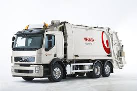 volvo trucks introducing the volvo concept truck featuring a volvo hybrid trucks for one of the world u0027s largest refuse handling