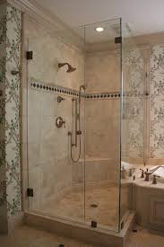 bathroom design fascinating corner shower stalls for best frameless corner shower stalls with pattern wall and marble wall plus sink also wall shower for