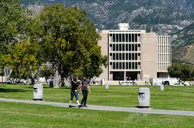 Csusb Map Csusb Campus Reopens Today After Power Outage Monday U2013 San