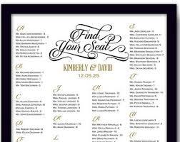 Wedding Seating Chart Template Wedding Guest List Printable Tableau De Mariage Wedding Seats