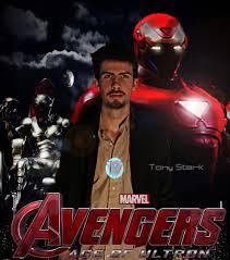 tony stark tony stark avengers age of ultron by uniqueedge studios on