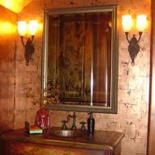 Copper Walls Faux Metallic Paint Finisharteriors Has Created Gorgeous