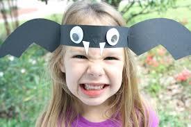 bat headband halloween craft fantastic fun u0026 learning