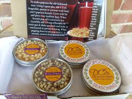 Food Of The Month Club Dell Cove Spice Company U0027s Gourmet Popcorn Of The Month Club