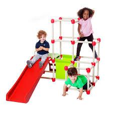 backyard fun seesaw u0026 climbing sets lifespan kids