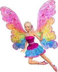 barbie mariposa fairy princess dvd viewing party