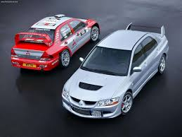 mitsubishi lancer evolution viii eu 2004 pictures