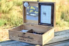 personalized jewelry box personalized jewelry box rustic jewelry box